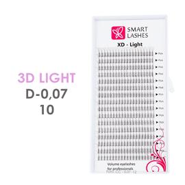 3D Light - D - 0.07 - 10 mm