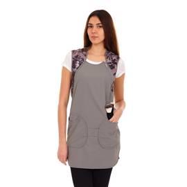Šaty OLIVIA - šedé