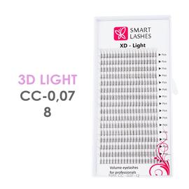 3D Light - CC - 0.07 - 8 mm