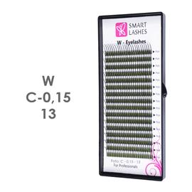 PLN 3D trsy - W - C - 0,15 mm x 13 mm pásiky - 16 - Kvalita - Premium