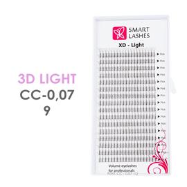 3D Light - CC - 0.07 - 9 mm