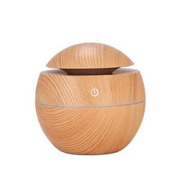 Aroma zvlhčovač - světlé dřevo - 130 ml | Smart Lashes