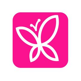 Diamond Lashes Swarovski - rzęsy Swarovski - C - 0,20 mm x 14 mm w pudełku - 6