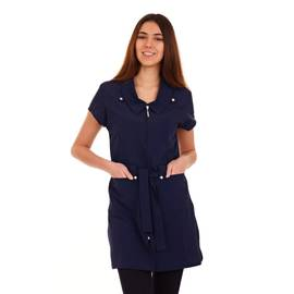 Šaty CAMILLA - modré