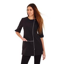 Kosmetická tunika ELISA - černá | Smart Lashes