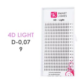4D Light - D - 0.07 - 9 mm