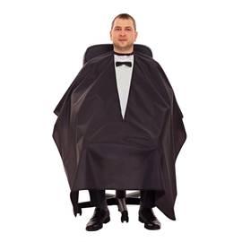 PLN Pánsky plášť CHARLIE - čierny