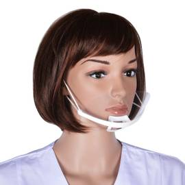 Protective plastic mask - 1 pcs   Smart Lashes