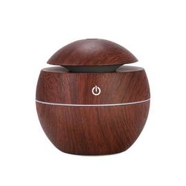 Aroma zvlhčovač - tmavé dřevo - 130 ml | Smart Lashes